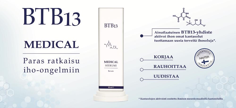 BTB13-tuotteet
